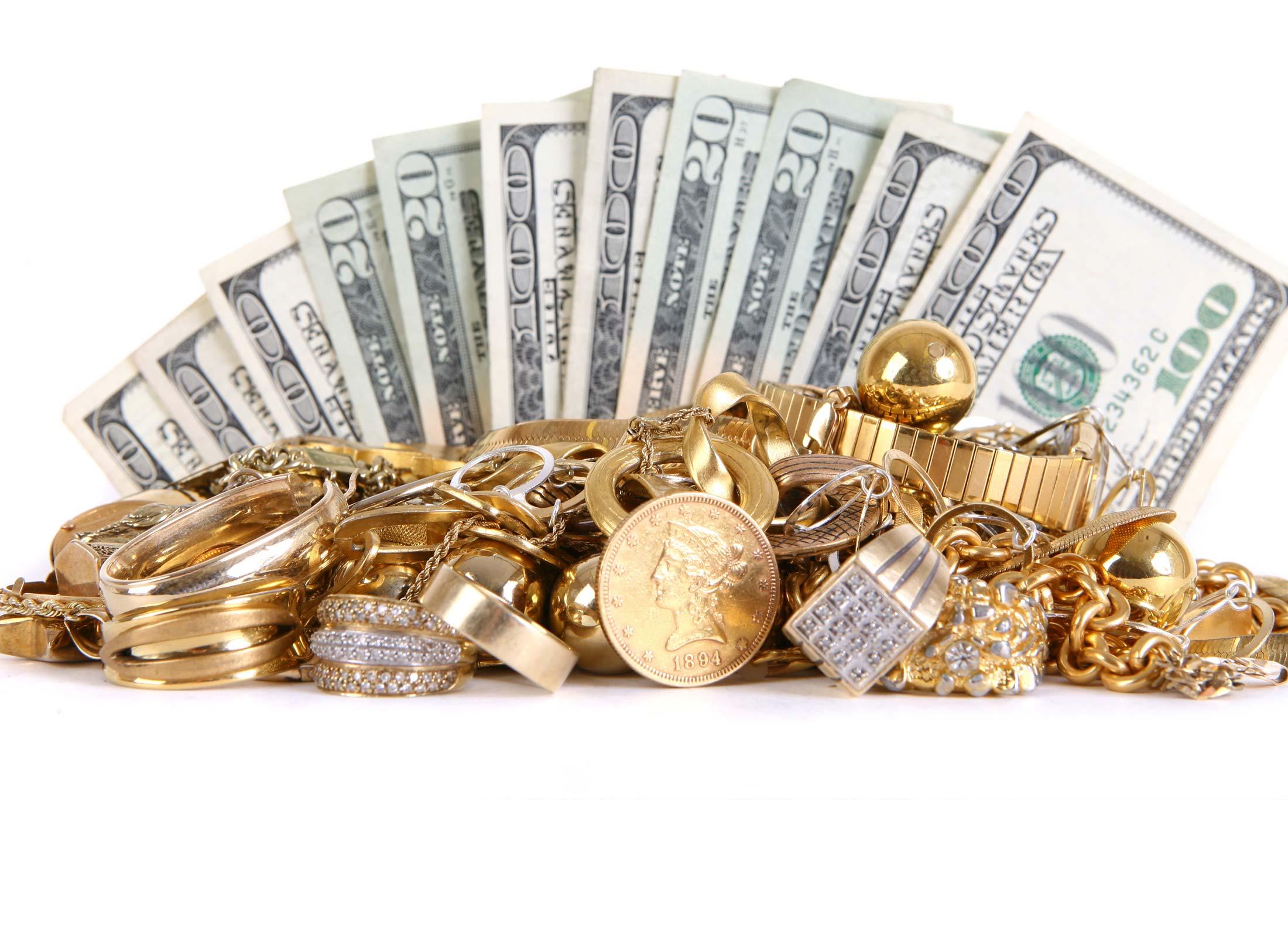 f6a88fa840ef Como obtener un préstamo de dinero rápido usando sus joyas en Tarrillo compra  oro